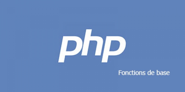 PHP - Les bases
