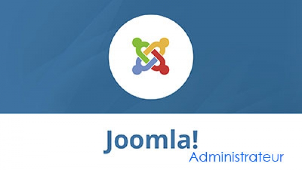 Formation Administrateur Joomla